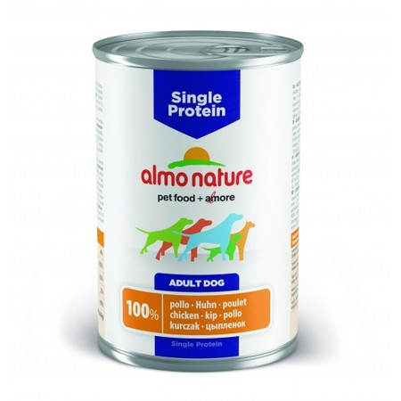 Almo Nature Single Protein Adult Dog Chicken