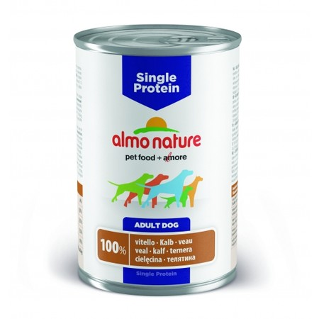 Almo Nature Single Protein Adult Dog Veal