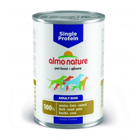 Almo Nature Single Protein Adult Dog Duck