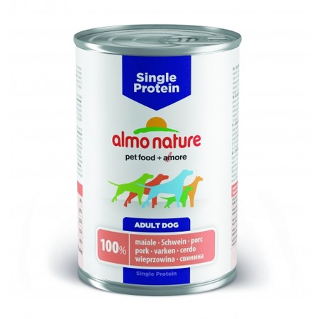 Almo Nature Single Protein Adult Dog Pork