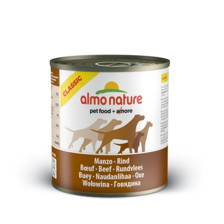 Almo Nature Classic Dog Beef
