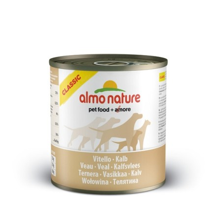 Almo Nature Classic Dog Veal