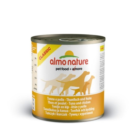 Almo Nature Classic Dog Tuna & Chicken