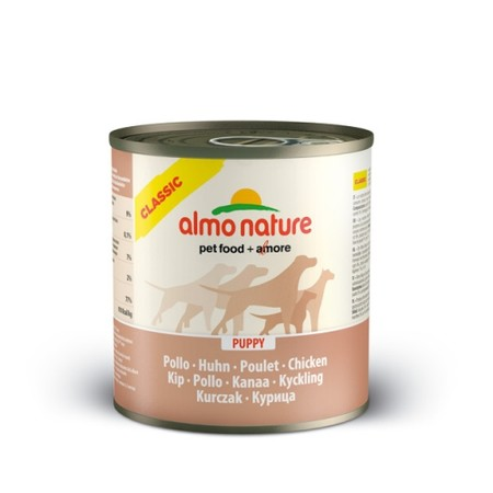 Almo Nature Classic Puppy Chicken