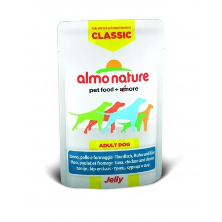 Almo Nature Classic Adult Dog Tuna
