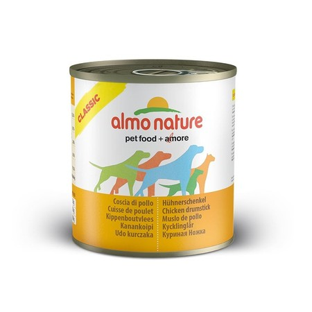 Almo Nature Classic Adult Dog Chicken Drumstick 280 г х 12 шт
