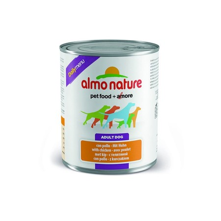 Almo Nature Daily Menu Adult Dog Chicken 800 г х 12 шт