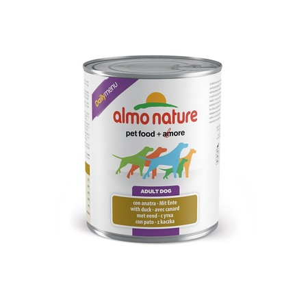 Almo Nature Daily Menu Adult Dog Duck 800 г х 12 шт