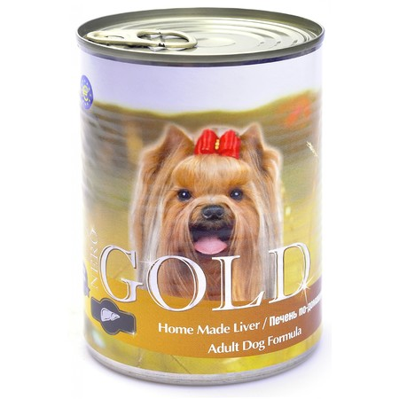 Nero Gold Adult Dog Formula Home Made Liver 1