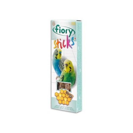 FIORY STICKS палочки для канареек с медом 2 х 60 гр