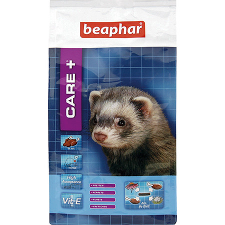Корм Beaphar Care + для хорьков - 250 г