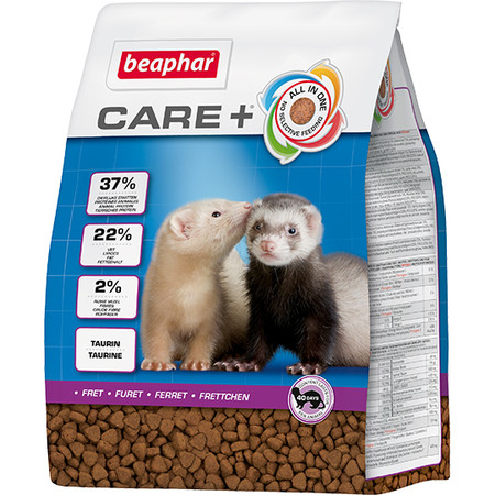 Корм Beaphar Care + для хорьков