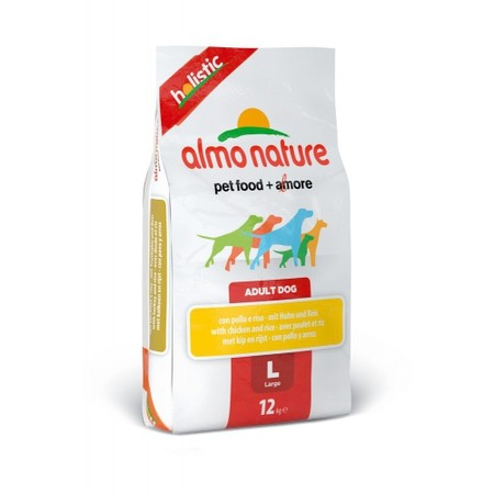 Almo Nature Holistic Adult Dog Large & Chicken 12 кг