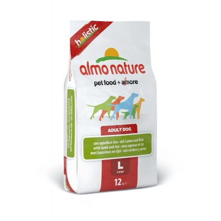 Almo Nature Holistic Adult Dog Large & Lamb 12 кг