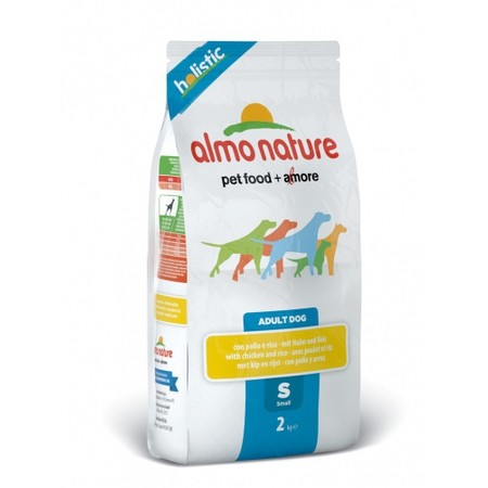 Almo Nature Holistic Adult Dog Small & Chicken 2 кг
