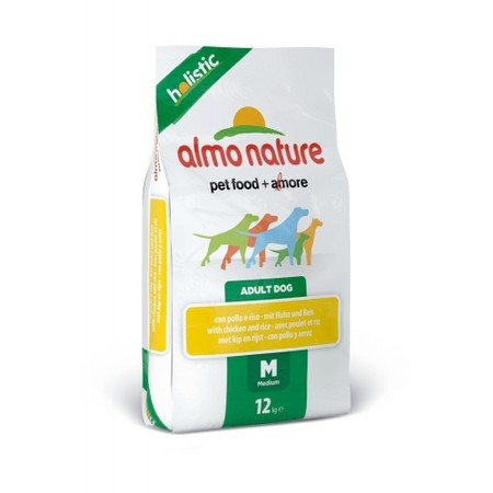 Almo Nature Holistic Adult Dog Medium & Chicken 12 кг