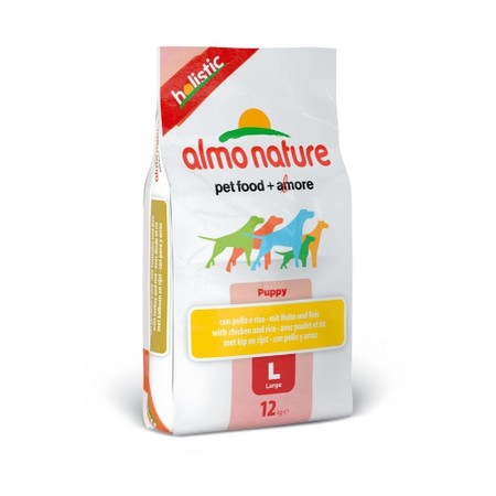 Almo Nature Holistic Large Puppy & Chicken 12 кг