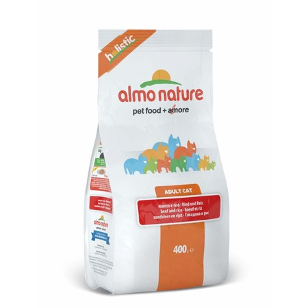 Almo Nature Holistic Adult Cat Beef & Rice 2 кг