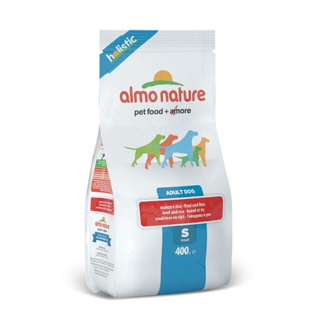 Almo Nature Holistic Adult Dog Small Beef & Rice 2 кг