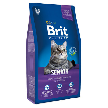 Brit Premium Cat Senior - 1