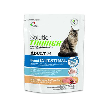 Trainer Solution Sensintestinal With Fresh White Meats - 0