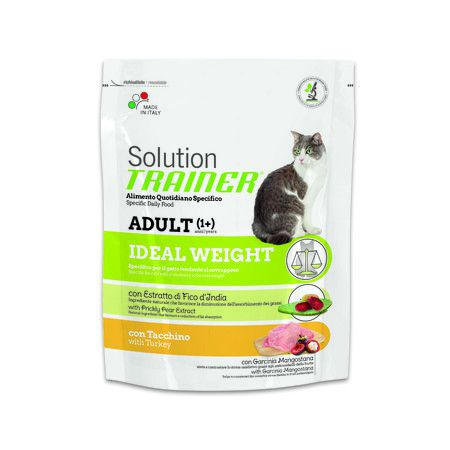 Trainer Solution Ideal Weight With Turkey - 0