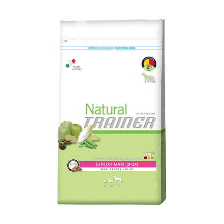 Сухой корм Trainer Natural Maxi Junior