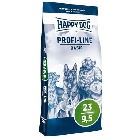 Сухой корм Happy Dog Profi-Line Basic 23/9