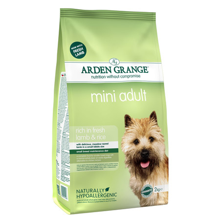 Arden Grange Adult Mini Lamb & Rice Canine