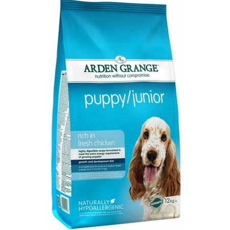 Arden Grange Puppy & Junior - 6 кг