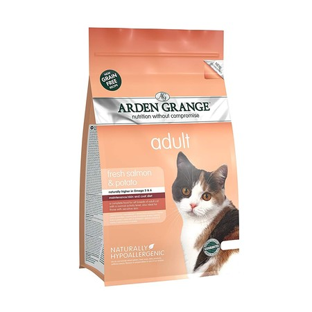 New Arden Grange Adult Fresh Salmon & Potato