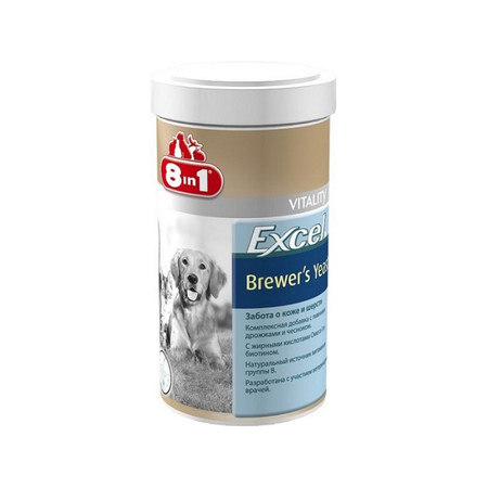 "8 in 1 ""Excel Brewers Yeast"""